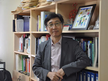 Prof. Nam Gyu PARK was Selected as the 2018 Science Press Award Winner